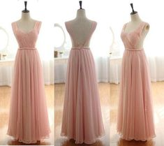 Sparkly Prom Dress, custom blush pink sexy prom dress gown backless prom dresses long bridesmaid dresses , These 2020 prom dresses include everything from sophisticated long prom gowns to short party dresses for prom. Prom Dresses Long Pink, Pink Bridesmaid Dresses, Backless Prom Dresses, A Line Prom Dresses, Cheap Prom Dresses, Wedding Party Dresses, Evening Dresses, Dress Long, Dress Prom