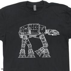 Star Wars Captain Phasma Trooper Commander Camiseta para Hombre