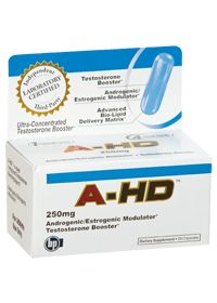 A-Hd by BPI Sports - Buy A-Hd 28 Capsules at the Vitamin Shoppe