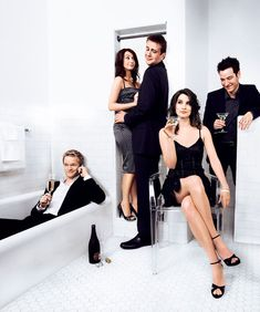 How I Met Your Mother (am watching entirely too much of this show lately)