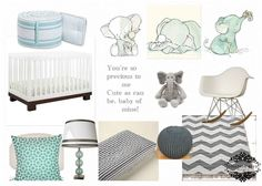 Dumbo nursery ideas