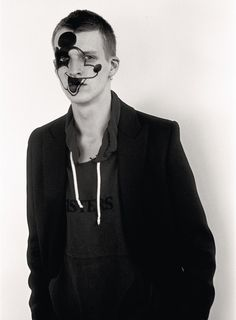 Robbie Snelders for V Magazine, 1999 Photography by Willy Vanderperre, Styling by Olivier Rizzo