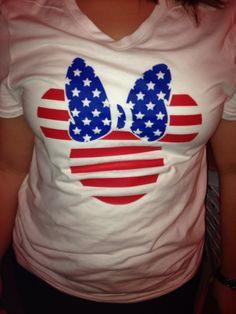 Super fun shirt for the Fourth of July!!!!!!
