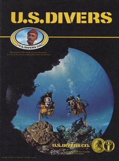 US Divers 1976