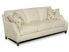 The Laconica Stationary Sofa is offered in hundreds of cover options.  This style is also available in the Envision Married Cover Program.