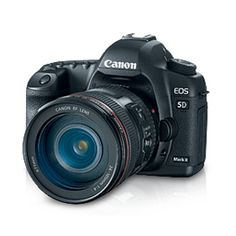 Canon 5D Mark II..id probably kill for this one!!
