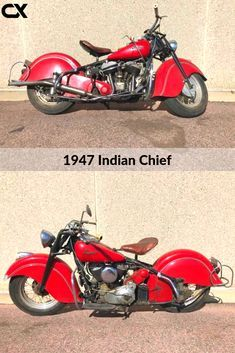 1947 Indian Chief With A Full Mechanical Restoration Very Original Engine Rebuild 20 Over Trans Indian Motorcycle Vintage Indian Motorcycles Indian Motorbike