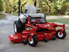 The Best Zero Turn Mower Buyer's Guide – How to Pick The Best ZTR For You! Zero Turn Mower Buyer's Guide Introduction This guide will help you begin to sort through the difference… Landscaping Equipment, Lawn Equipment, Outdoor Landscaping, Best Zero Turn Mower, Zero Turn Lawn Mowers, Commercial Zero Turn Mowers, Types Of Lawn, Classic Tractor, Riding Mower