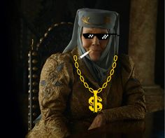 A moment of silence for Olenna Tyrell. She was a thug till the last moment of her life !  winter came for house #Tyrell too.  ābrar morghūlis ! #WinterIsHere #GameOfThrones