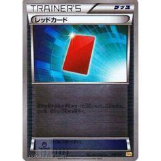 Pokemon 2016 XY Break CP#4 Premium Champion Pack Red Card Reverse Holofoil Card #108/131