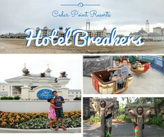 A New Summer Tradition Begins at Hotel Breakers @CedarPoint #bloggingatCP