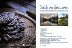 Mouse Poynton, who together with her husband Richard runs Cleopatra Mountain Farmhouse in South Africa's beautiful Drakensberg mountains, shares one of her favourite recipes for dunking in a mug of early-morning coffee. #GourmetAfrica #Africa #Drakensberg #SouthAfrica #Farmhouse #Mountain #recipe #Gourmet #chocolate #Cookies #ChocChip