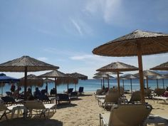 plaka beach,greece