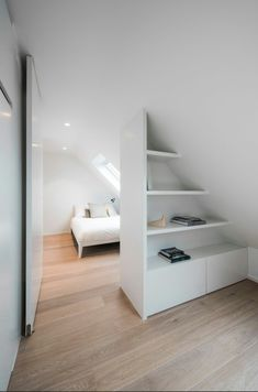 Privacy and shelving