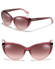 Tom Ford Martina Cat Eye Sunglasses | Bloomingdale's