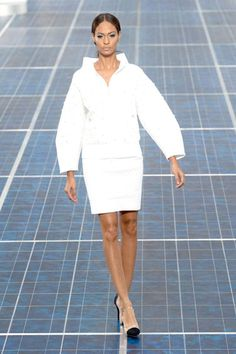 The Spring 2013 Runway Report - Whites and Delicates - Chanel