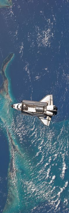Cool view of #space #shuttle!
