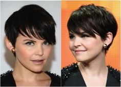 20 Great Hairstyles With Bangs: Great Bangs for a Pixie Haircut