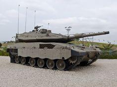 Merkava Mark IV