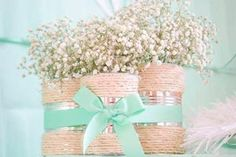 ideas y tips originales para fiestas First Communion Favors, Baby Prince, Wedding Decorations, Table Decorations, Wedding Ideas, Christening, Rustic Wedding, Wedding Flowers, Like4like