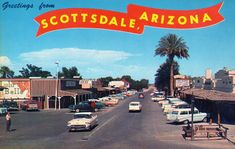 Move to Scottsdale, AZ - Top 5 Reasons to Move to Scottsdale