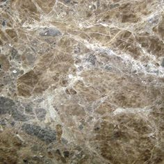 BRECCIA PARADISO. Chunks of brown and grey with taupey beige. Gorgeous marble color available at Knoxville's Stone Interiors. Showroom located at 3900 Middlebrook Pike, Knoxville, TN. www.knoxstoneinte... FREE Estimates available, call 865-971-5800