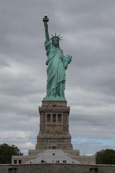 La Statue de la Liberté éclairant le monde - New York