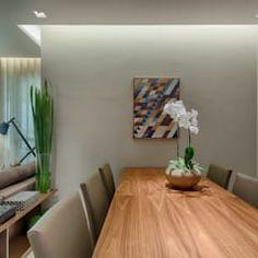 Sala De Jantar : Salas de jantar modernas por Renata Basques Arquitetura e Design de Interiores