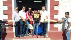 Rehabilitación de bibliotecas en Juchitán de Zaragoza