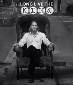 Long live the king. Jax teller sons of anarchy