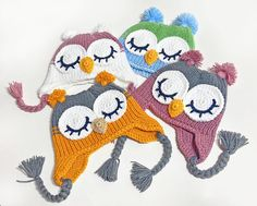 Gender Neutral Baby Gift Neutral Baby Clothes Owl Hats Neutral baby hat owl hats for baby crochet owl hat owl hat crochet gender neutral – Newborn Photography Props - Baby Clothing Crochet Animal Hats, Crochet Owl Hat, Crochet Baby Boots, Knitted Baby, Crochet Baby Blanket Beginner, Baby Knitting, Newborn Boy Hats, Baby Newborn, Baby First Outfit
