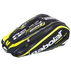 Special Offers Available Click Image Above Babolat Aero Line 12 Racquet Bag Tennis Bags
