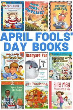 When you think of April Fools' Day, what comes to mind? Hand buzzers? Frozen cereal? Brown Es (brownies)? Kids love opportunities to feel silly and some grown-ups do, too. Whether you love or loathe this holiday, here are some great April Fools' Day books for kids. This includes books about the holiday as well as some great joke books for kids.