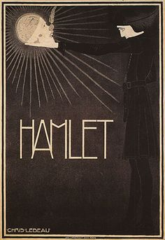 Hamlet (1917) by Chris Lebeau, paper crafts you will be mastered this summer!