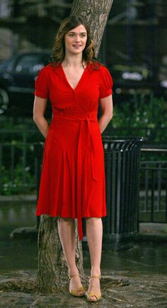 Image result for definitely maybe dress red