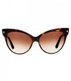 Dior Mohotani Sunglasses in Dark Havana