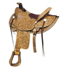 Billy Cook Saddlery High Desert Ranch Saddle - Horse.com