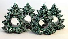 Image result for christmas napkin rings