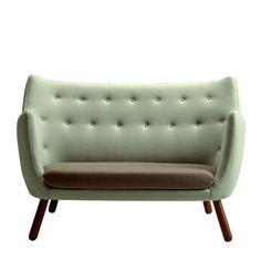 #Sofa #Poeten von #FinnJuhl