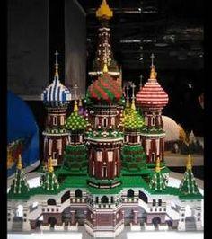 Le Kremlin en Lego