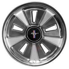 "Wheel & Tire Package, 15"" x 7"" 1968-1969 Styled Steel ..."