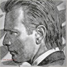 My Daily Drawings Sublimated Arts: Ewan Mcgregor is the man of a mysterious sensuality of the most legendary Scotland !!!!