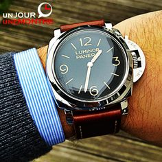 Lundi: Panerai Luminor 1950 3 Days PAM 372
