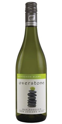 Overstone Sauvignon Blanc Marlborough: This refreshing summertime wine has classic Sauvignon Blanc flavors of crushed stone, gooseberry and tropical fruit with a clean crisp finish. A perfect aperitif or enjoy with seafood. - Winemaker's Notes