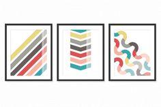 Modern Living Room Prints   #art #homedecor #interiordesign #design #livingroom