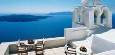 Santorini Hotel, Greek Isles