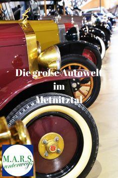 Die große Autowelt im Metnitztal in den Automuseen beim Seppenbauer Museum, Car, Blog, Autos, Race Cars, Antique Cars, World, Automobile, Vehicles