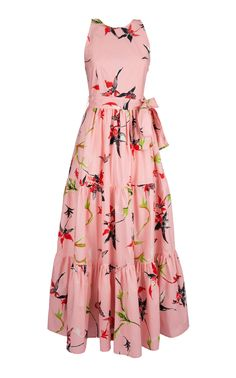 La DoubleJ Pellicano Americano Cotton Maxi Dress in 2020 Dresses For Sale, Cute Dresses, Casual Dresses, Summer Dresses, Girls Summer Outfits, Summer Girls, Hijab Fashion, Fashion Dresses, Woman Dresses