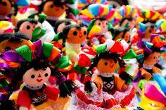muñecas mexicanas de trapo