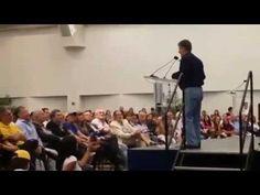 Ramos Allup presentación en Miami Dade College | En la MiRA net